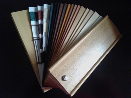 portfolio 1/5  - Laminados de 50mm em madeira