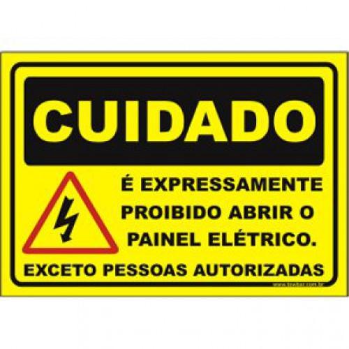 portfolio 1/11  - Sinalética Adequada
