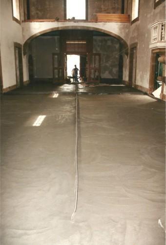 portfolio 125/163  - Piso radiante hidráulico- Mosteiro de Vilela