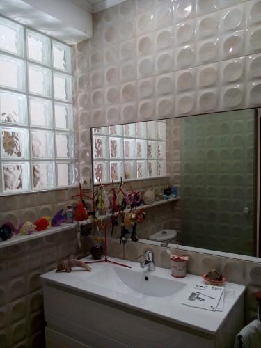 portfolio 40/51  - Aplicação de espelho em WC