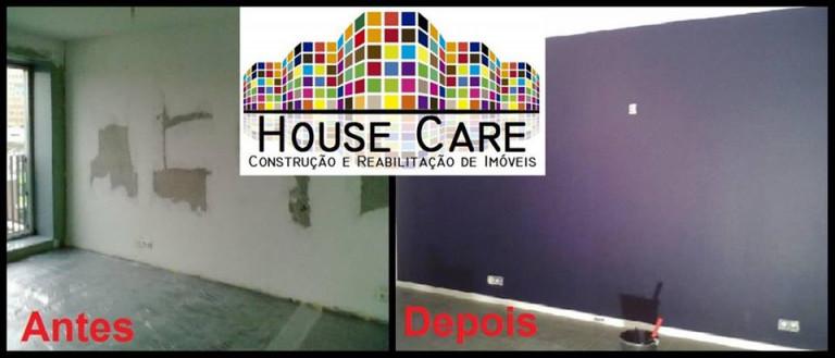 portfolio 2/8  - Pinturas interiores