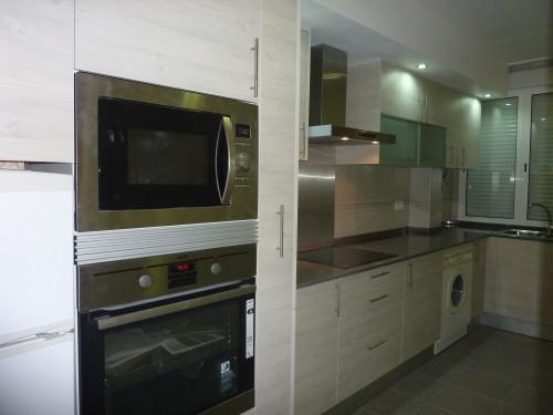 portfolio 16/17  - Cozinha cinza claro