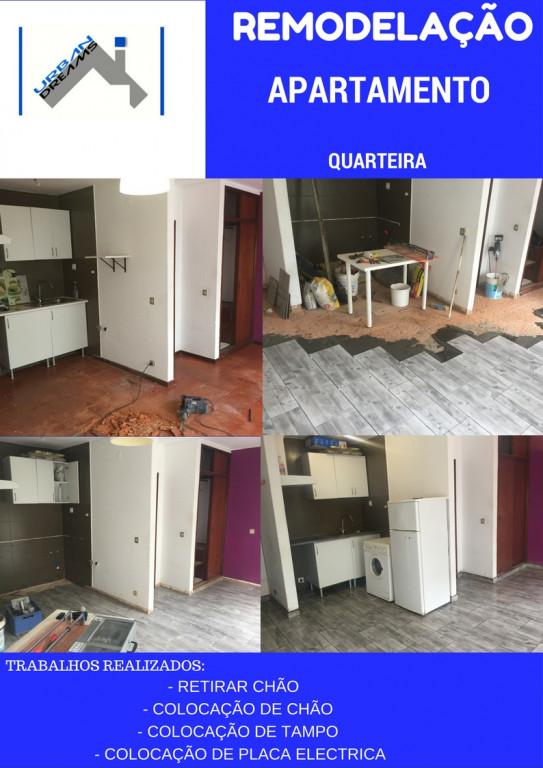 portfolio 8/24  - REMODELAÇÃO APARTAMENTO - CHÃO
