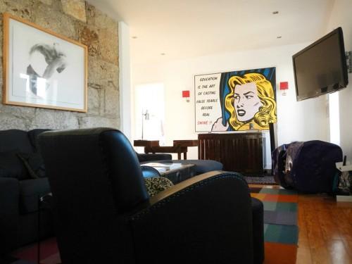 portfolio 38/49  - Remodelação de Sala de estar