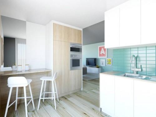 portfolio 8/49  - Projecto de Cozinha