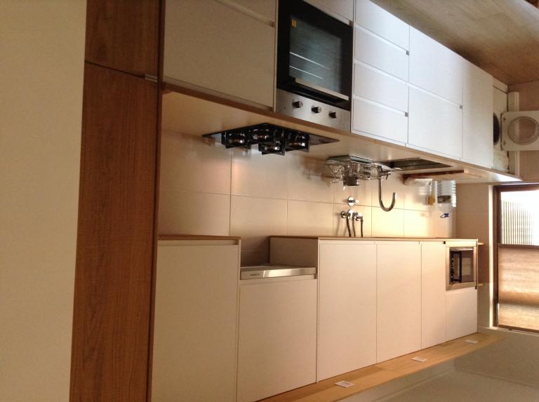 portfolio 1/8  - Remodelação de cozinha