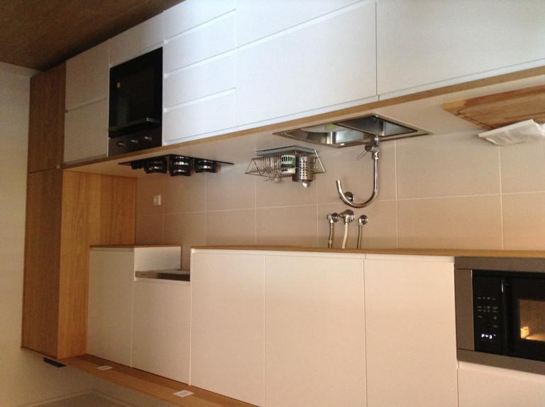 portfolio 2/8  - Remodelação de cozinha