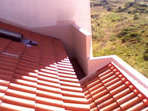 portfolio 4/8  - Reparação e Isolamento de telhados