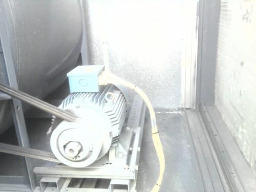 portfolio 3/3  - manutenção de uma unidade de tratamento de ar