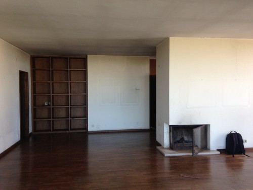 portfolio 45/48  - Apartamento - antes remodelação