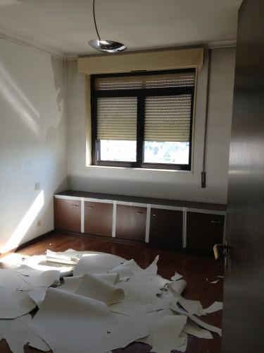 portfolio 29/48  - Apartamento - antes remodelação