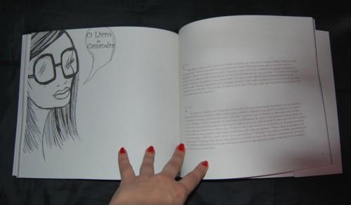 portfolio 1/6  - Ilustrações de um conto do livro