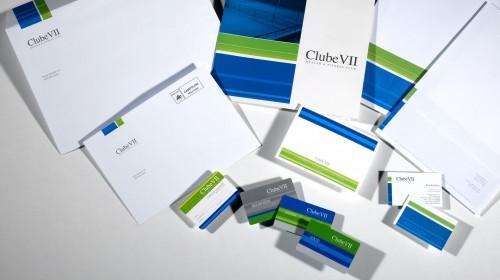 portfolio 11/13  - Estacionário Clube VII