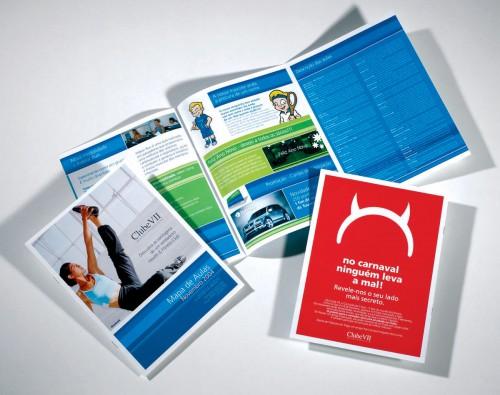 portfolio 10/13  - Newsletter Clube VII