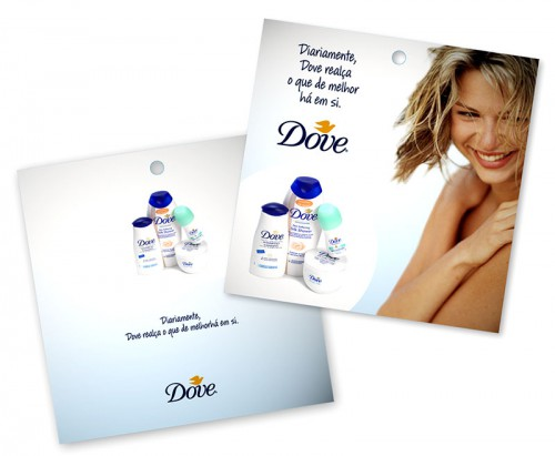 portfolio 7/13  - Flyer Dove ( Unilever )