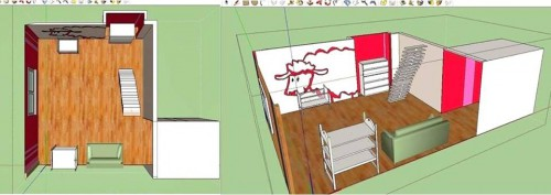 portfolio 10/11  - Design de Interiores - Projectos e Remodelação