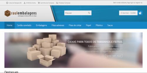 portfolio 6/21  - Loja on-line de embalagens