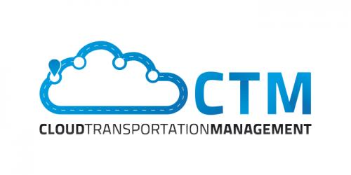 portfolio 5/21  - Logótipo para software de gestão de transportes