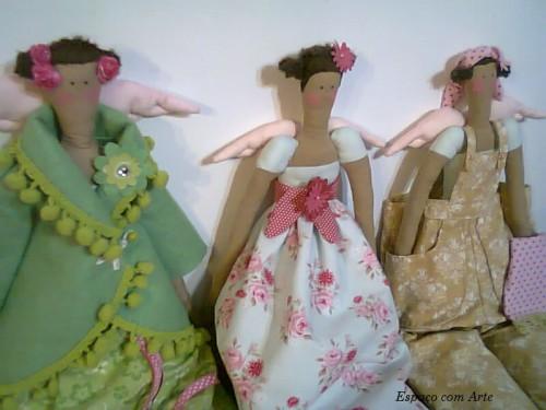 portfolio 2/15  - Execucção de bonecas Thilda