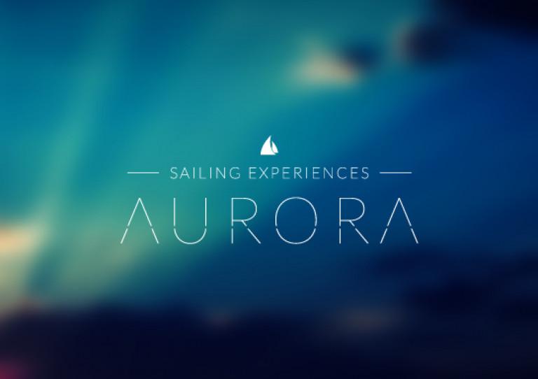 portfolio 2/9  - identidade Aurora