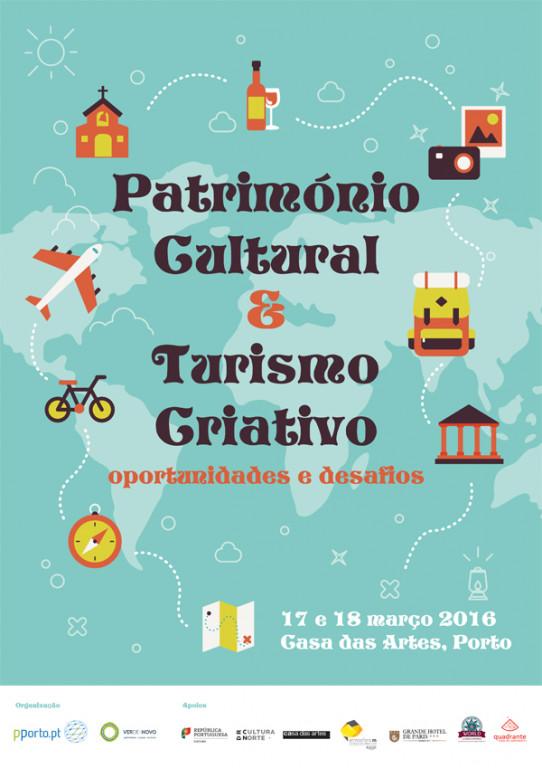 portfolio 4/12  - Cartaz Seminário Turismo 2016
