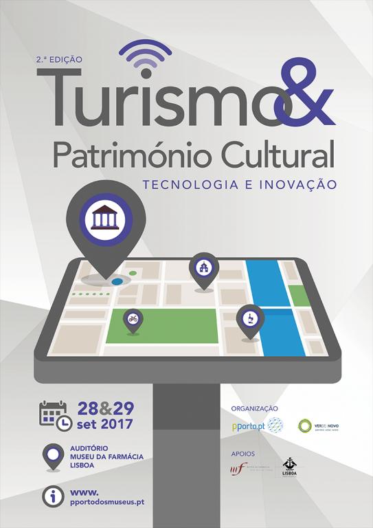 portfolio 3/12  - Cartaz Seminário Turismo 2017
