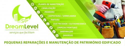 portfolio 1/2  - DreamLevel-Serviços