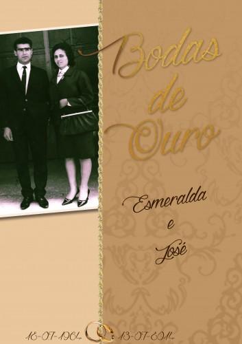 portfolio 11/14  - Cartaz de Bodas de Ouro