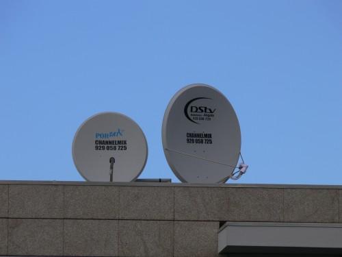 portfolio 4/4  - Dois satelites W3 e W7