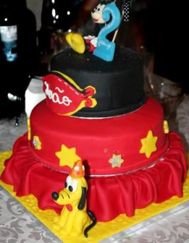 portfolio 155/161  - Bolo Cake Design (bolo de laranja com chocolate e avelãs)