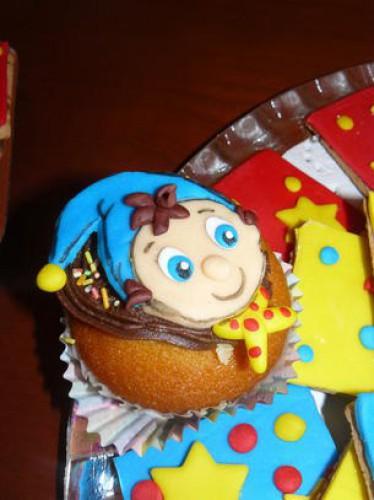 portfolio 153/161  - Cupcake Noddy