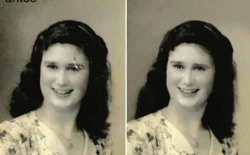 portfolio 140/161  - Reconstrução de fotografias antigas