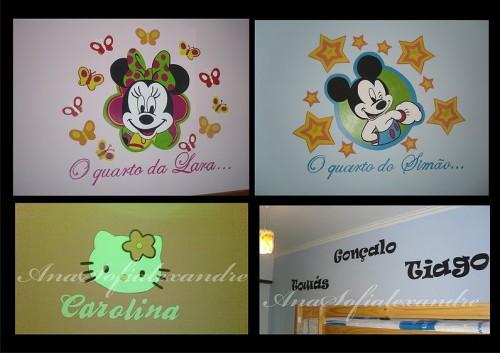 portfolio 130/161  - Pintura em parede
