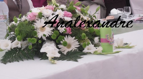 portfolio 133/161  - Arranjo floral para casamento