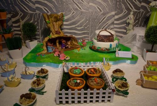 portfolio 79/161  - mesa de doces