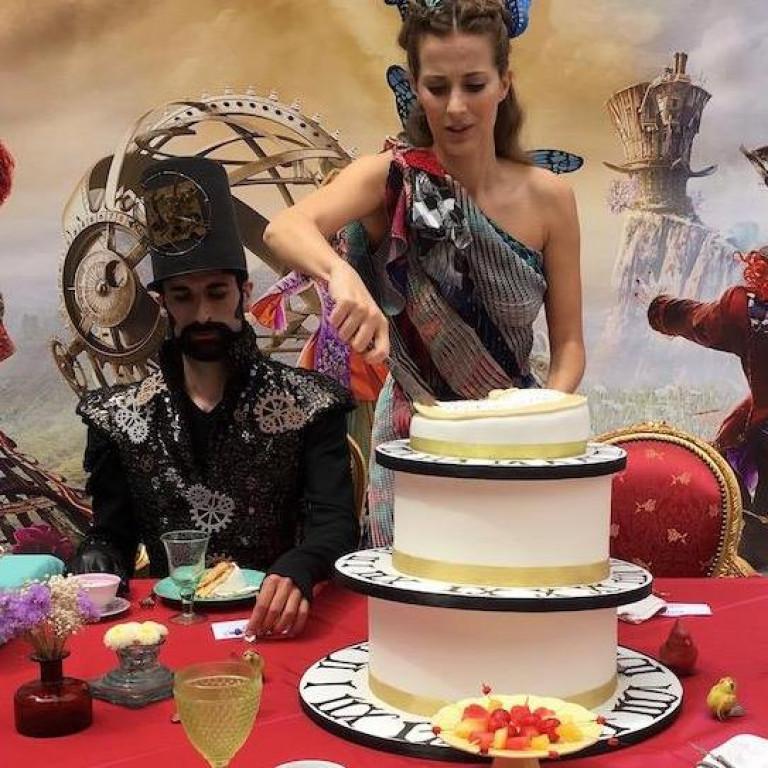 portfolio 65/161  - festa para Disney portugal