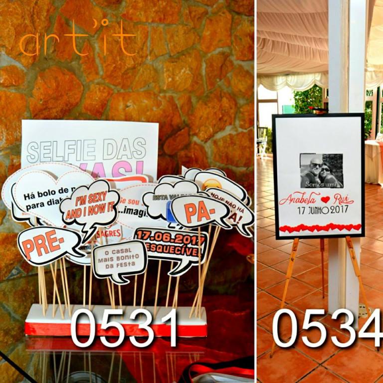 portfolio 54/161  - photo boot e quadro de honra
