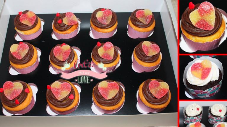 portfolio 49/161  - cupcakes tema Alice no pais das maravilhas