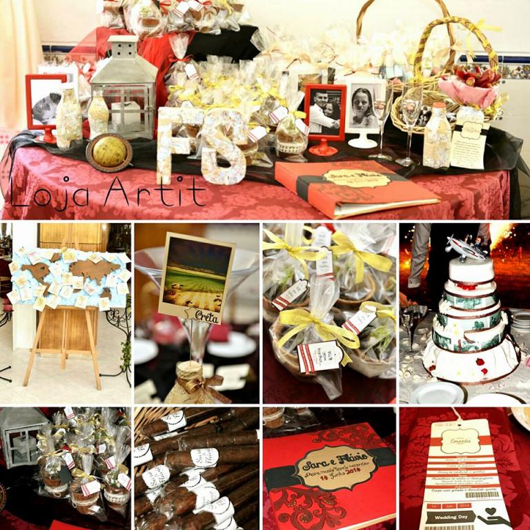 portfolio 25/161  - decoração de casamento