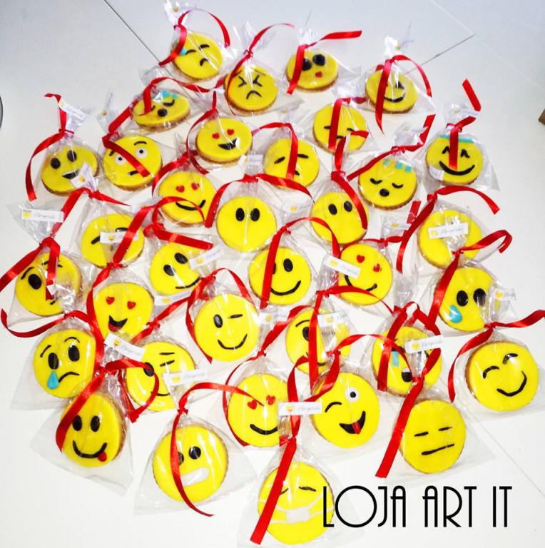 portfolio 17/161  - bolachas emojis