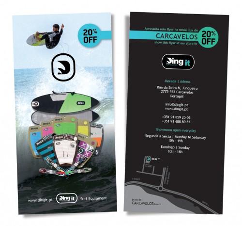 portfolio 20/25  - Design Gráfico | Flyer