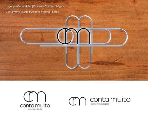 portfolio 2/25  - Branding com Alma | Logo design