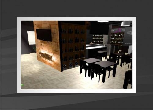 portfolio 45/53  - Projecto Decoração de Interiores 3D
