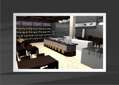 portfolio 44/53  - Projecto Decoração de Interiores 3D