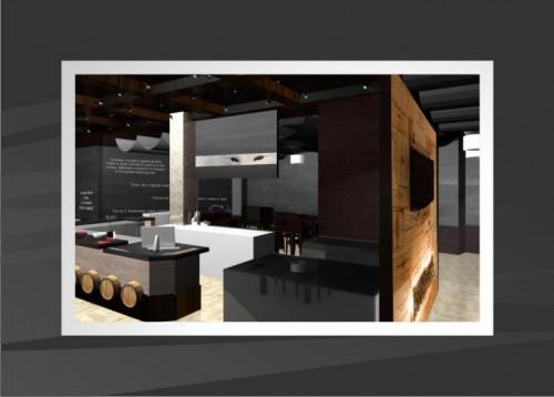 portfolio 43/53  - Projecto Decoração de Interiores 3D