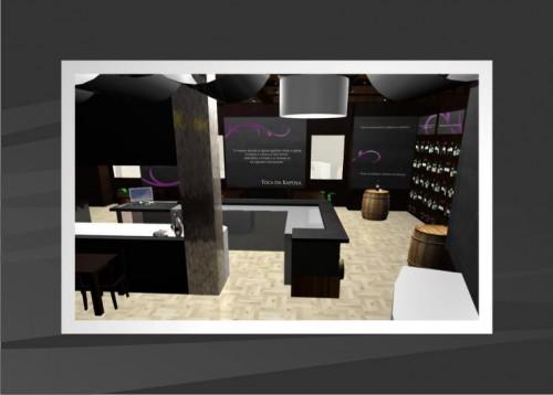 portfolio 42/53  - Projecto Decoração de Interiores 3D