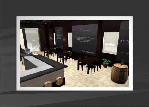 portfolio 41/53  - Projecto Decoração de Interiores 3D
