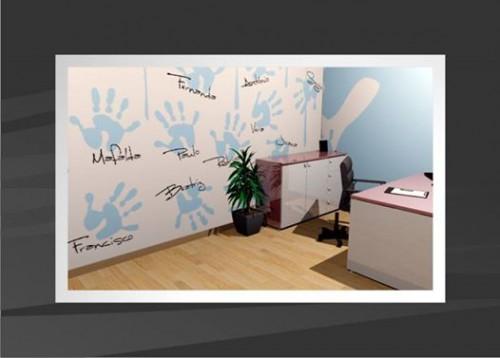 portfolio 38/53  - Projecto Decoração de Interiores 3D