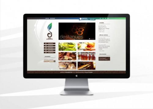 portfolio 24/53  - Concepção de website