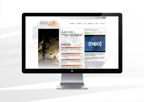 portfolio 23/53  - Concepção de website